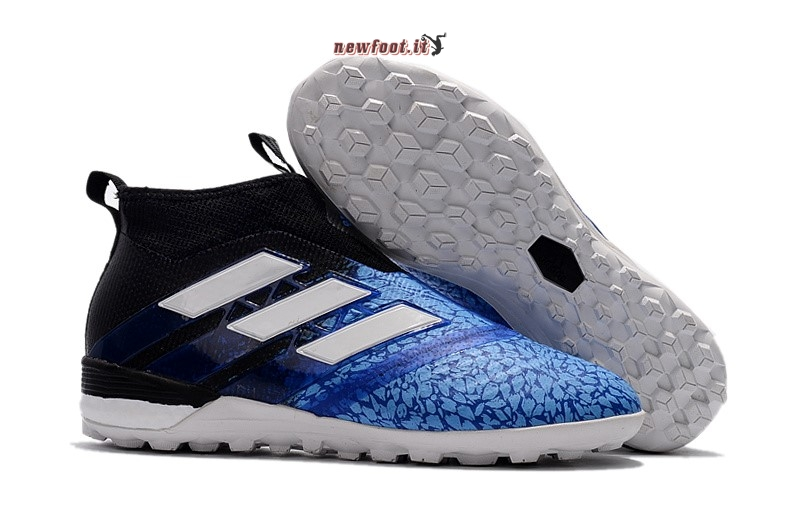 huge selection of a9f0b 4f7cb Scarpe da Calcetto Adidas Ace Tango 17+ Purecontrol TF Marino Nero