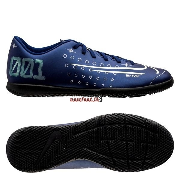 Scarpe da Calcetto Nike Mercurial Vapor XIII Club IC Blu